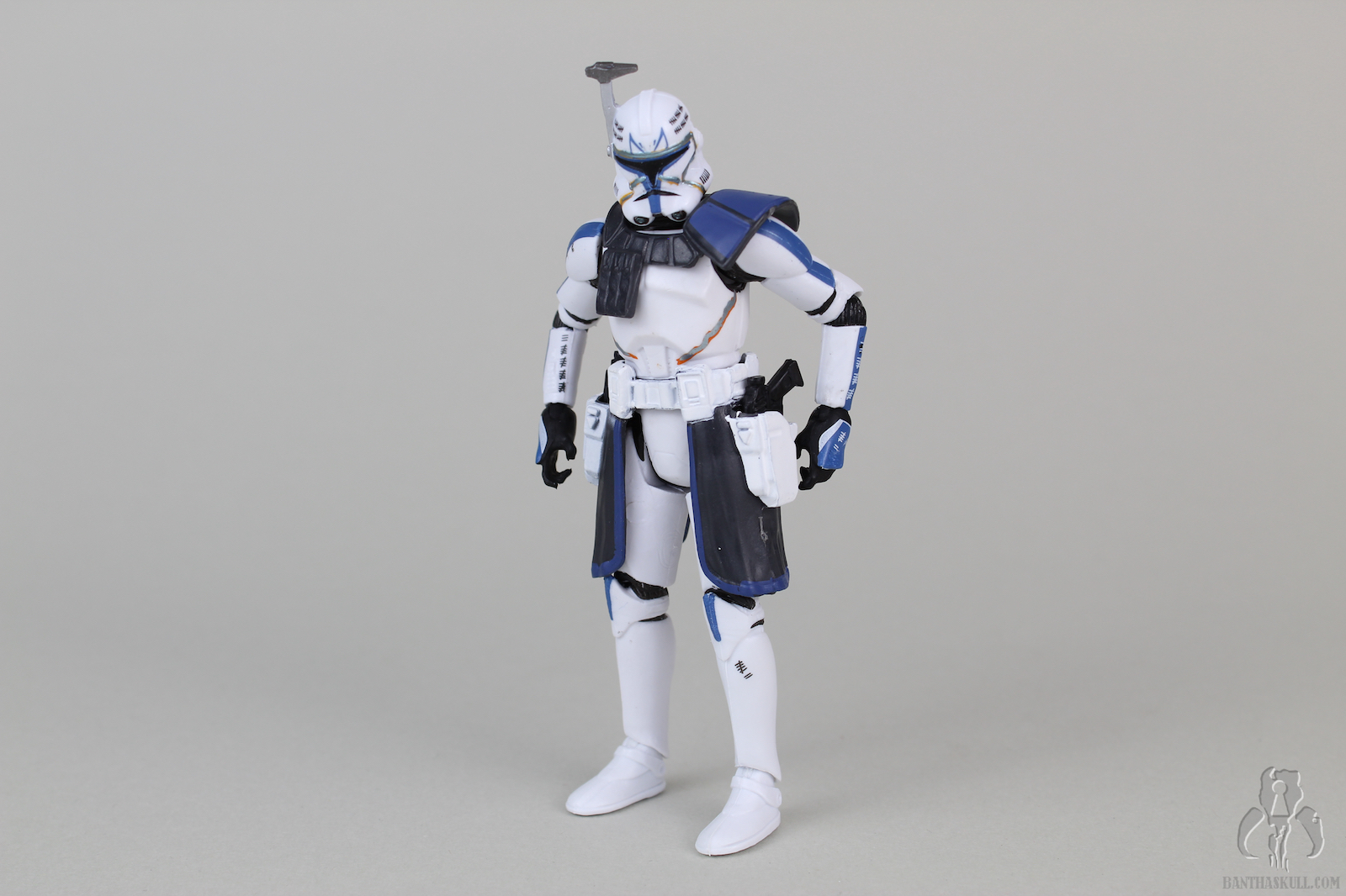 """STAR WARS the black series CAPTAIN REX phase II 3.75/"""" the clone wars #09"""