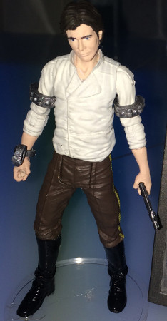 Han Solo figure at NYCC 14