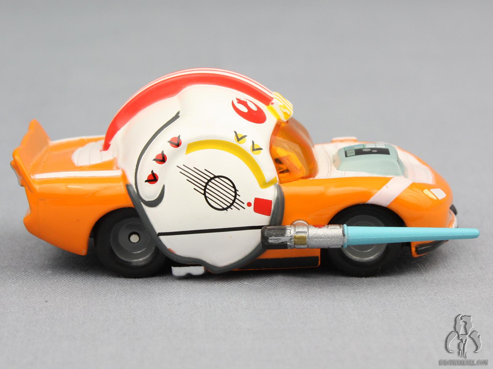Jump Box For Cars >> Disney Pixar Star Wars Cars Lightning McQueen as Luke Skywalker Star Wars