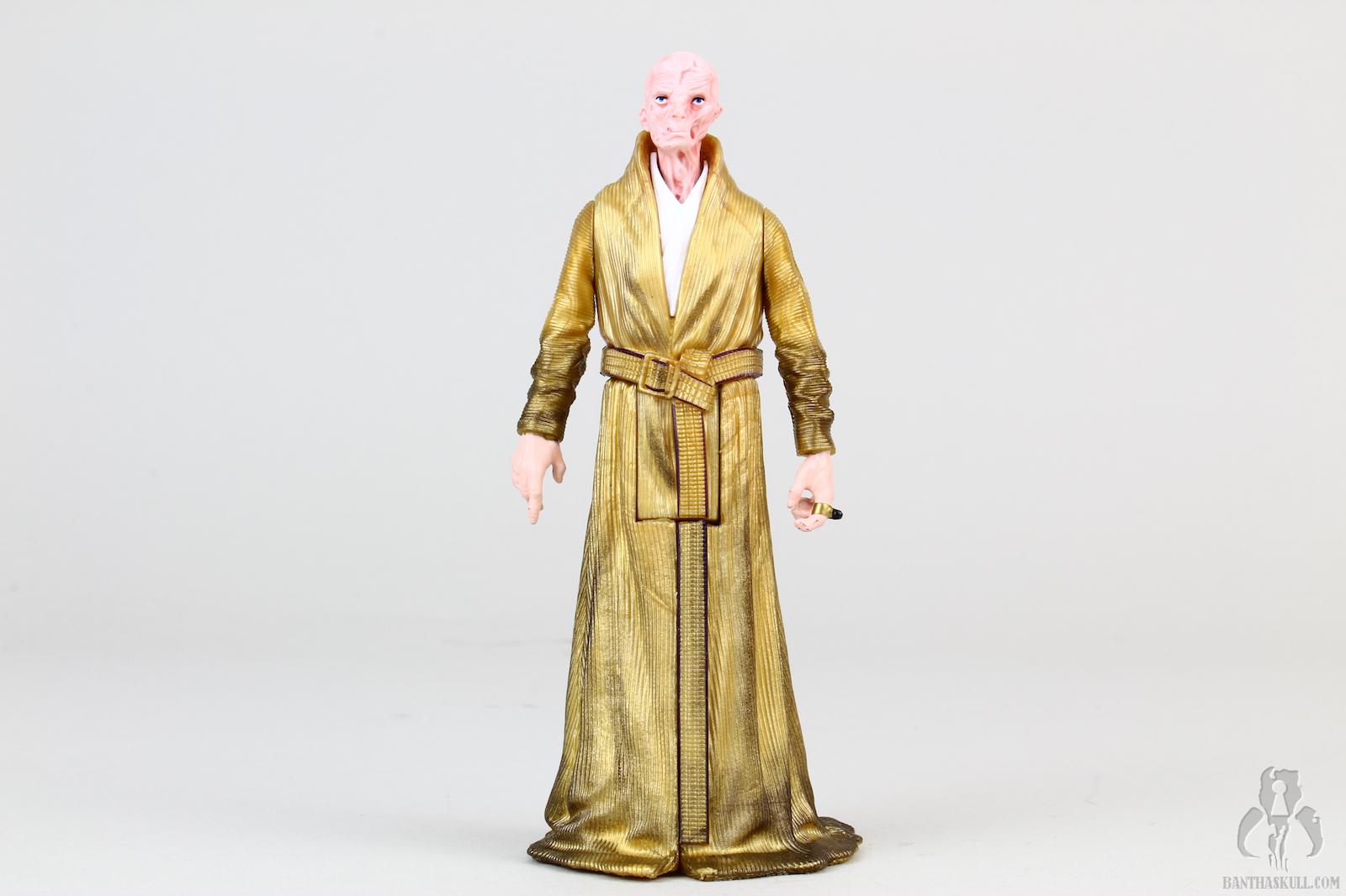 Star Wars Solo A Story Supreme Leader Snoke