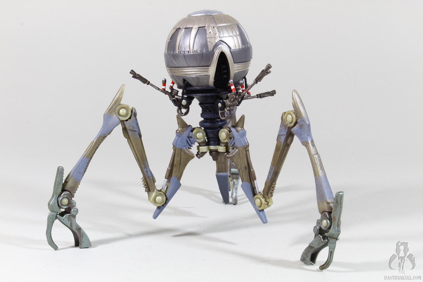 Star Wars 2008 30th Anniversary Tri Droid Figure # 08-05