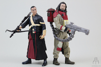 Chirrut Îmwe and Baze Malbus