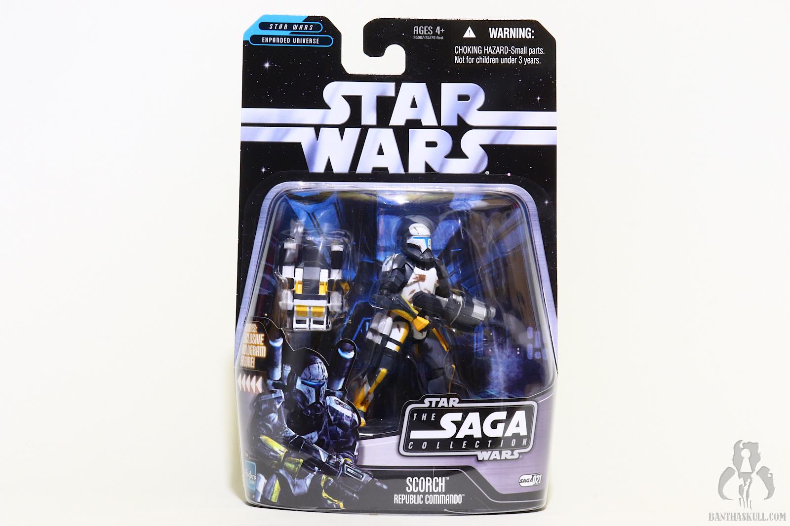 You Choose Star Wars the Saga Collection Action Figures