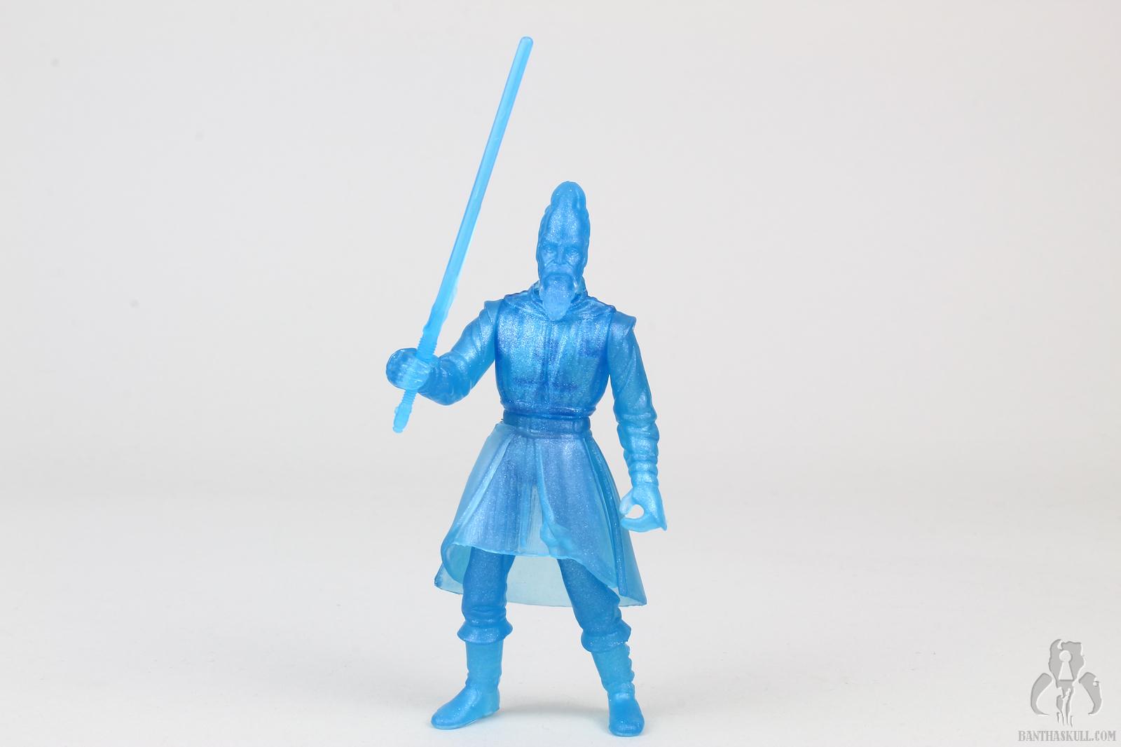 Spielzeug HOLOGRAPHIC KI-ADI-MUNDI STAR WARS SAGA 027