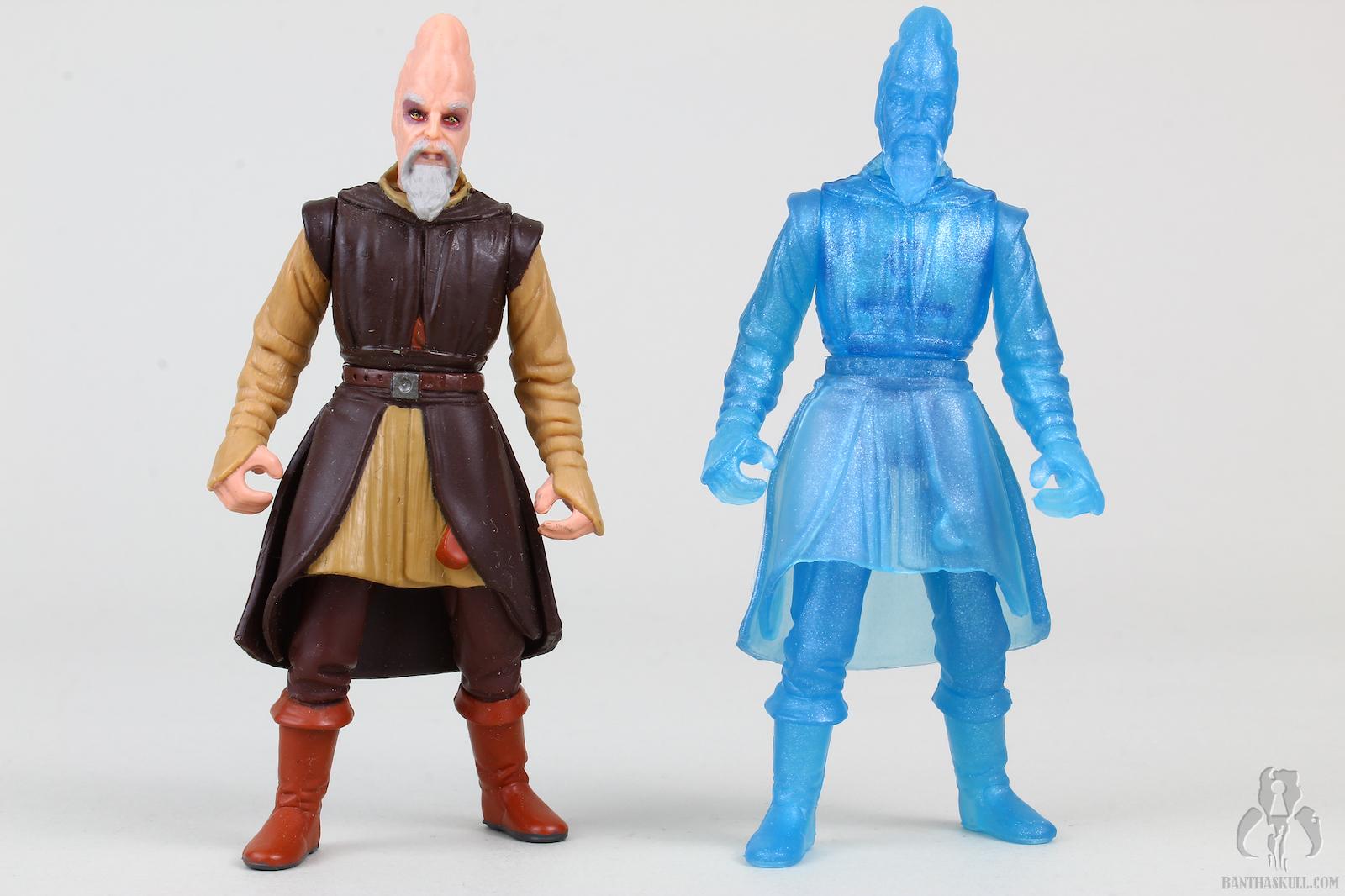 Star Wars Holographic Ki-Adi-Mundi (Saga Collection #027