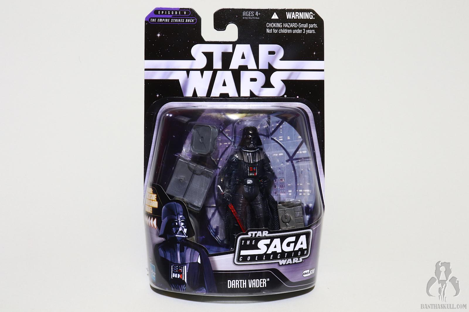 Darth Vader ESB Bespin 2006 STAR WARS The Saga Collection MOC #038 38