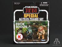 Ewok Scouts Set