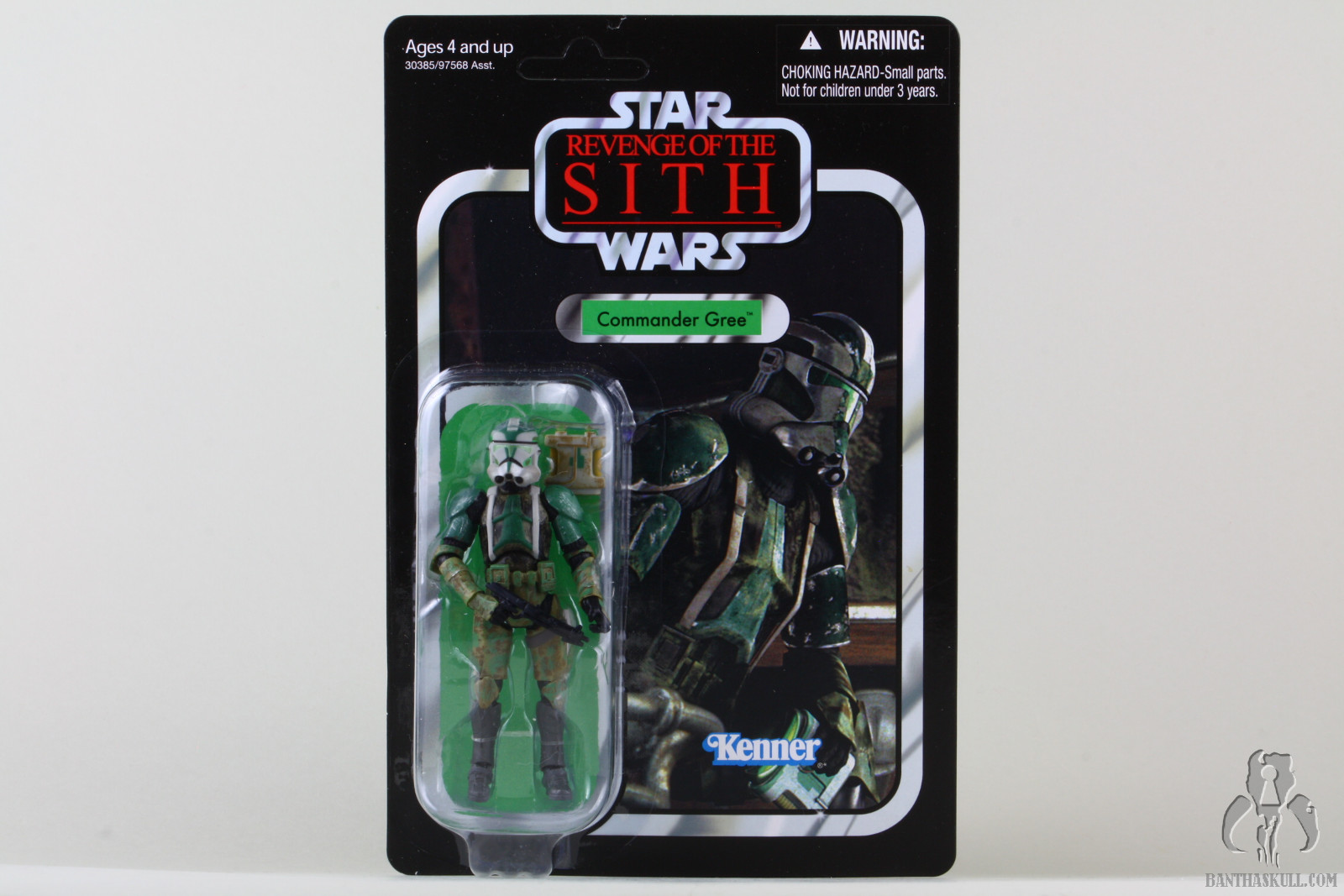 Vintage Collection Commander Gree - VC43 Star Wars