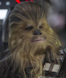 """Chewbacca"""""""