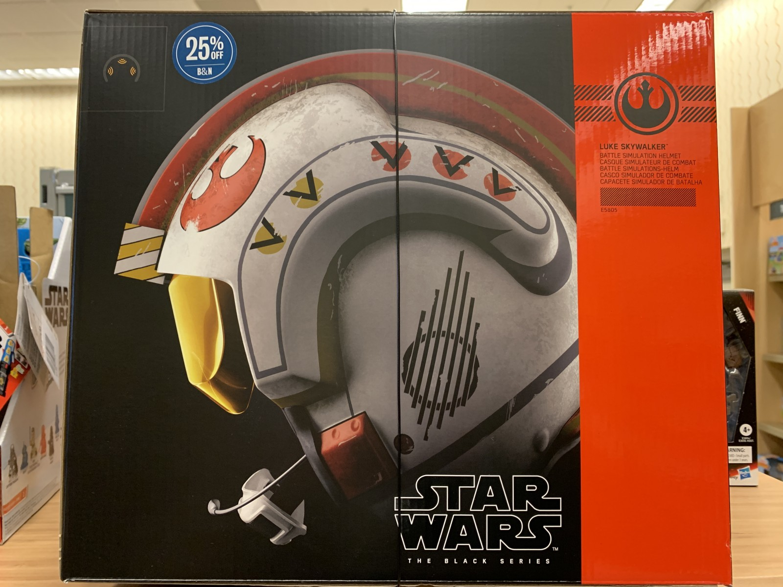 Store Report 25 Off Star Wars Vintage Collection And Black Series At Barnes Noble