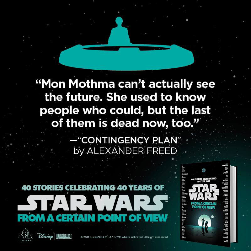 dead stars point of view A death star was a gargantuan space station armed with a planet destroying superlaser death stars edit raymus—from a certain point of view (mentioned only.