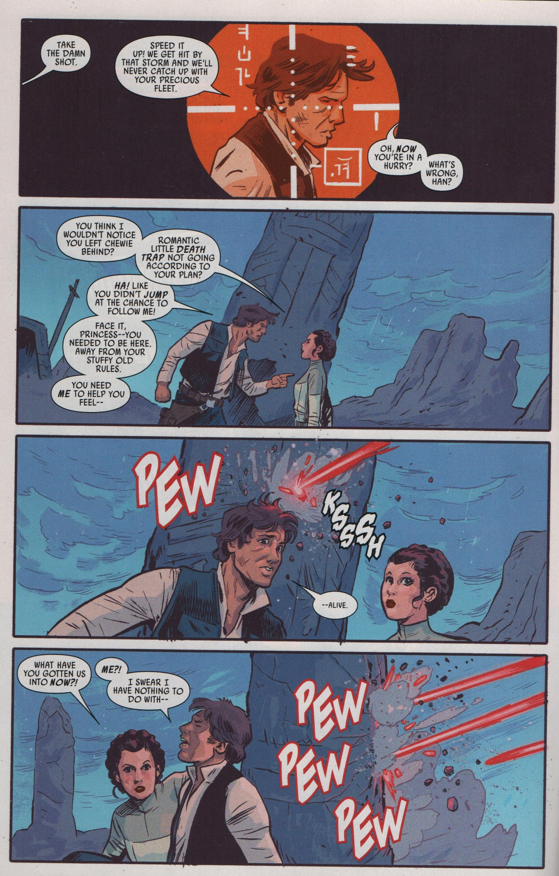 Star Wars Graphic Novel Out Among The Stars Paperback